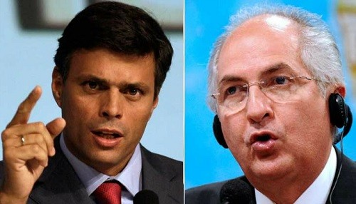 Venezuela: Líderes de la oposición Leopoldo López y Antonio Ledezma fueron arrestados nuevamente