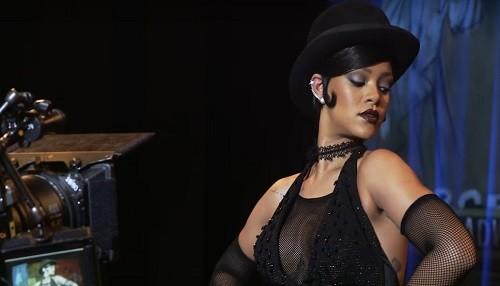 Estrella del Pop Rihanna actúa en 'Valerian y la ciudad de los mil planetas'