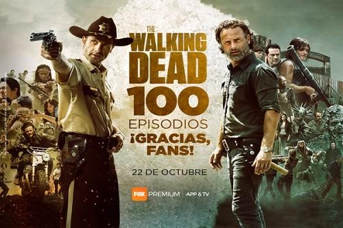 Protagonistas de 'THE WALKING DEAD' agradecen a los fans en nuevo video difundido por FOX Premium App & TV en América Latina