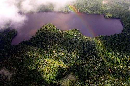 Áreas Naturales Protegidas de San Martín, Loreto y Ucayali mostrarán potencial ecoturístico en Expo Amazónica 2017
