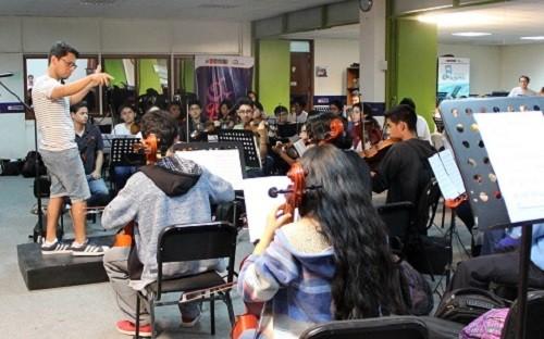 Minedu ofrece más de 30 mil vacantes para talleres de arte y música