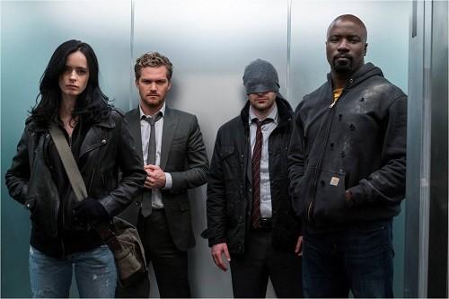 Marvel's The Defenders -#Defiende
