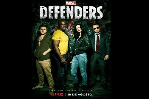 Marvel's The Defenders se estrena a nivel mundial