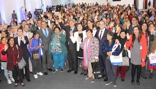 """La Corporación Educativa San Ignacio de Loyola y Cálidda lanzan el proyecto """"Mujer Empresaria"""""""