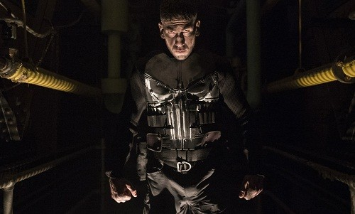 Netflix debuta un primer vistazo de Marvel's The Punisher