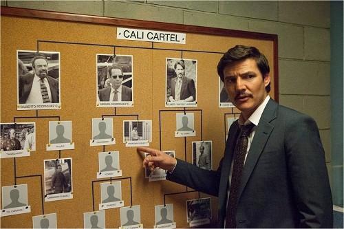 Conoce a los cuatro poderosos caballeros del Cartel de Cali en el nuevo video de 'Narcos'