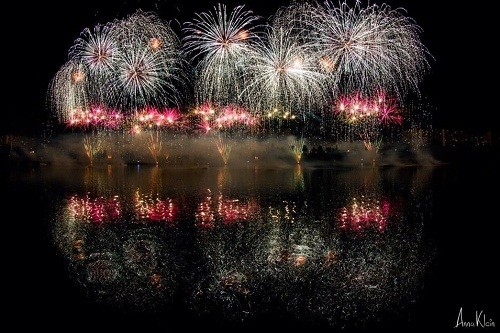 Rusia: Conoce el Festival Internacional de Fuegos Artificiales 'Rostec'