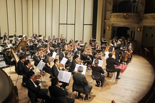 Orquesta Sinfónica Nacional ofrecerá Concierto Gratuito en El Teatro Municipal