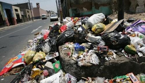Solo se recicla el 15% de la basura diaria de nuestro país