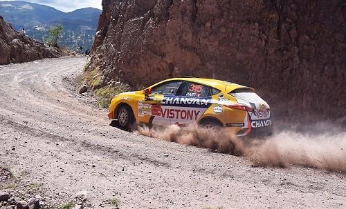Hart gana en Ayacucho y se dispara en el ranking del Campeonato Nacional