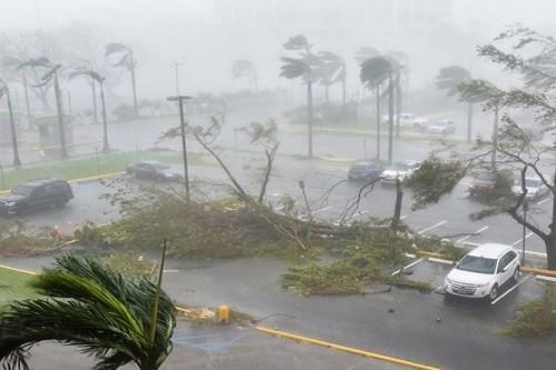 El huracán María golpea duramente a Puerto Rico (VIDEO)