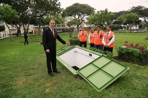 Municipalidad de Miraflores cuenta con almacenes soterrados para enfrentar desastres o emergencias