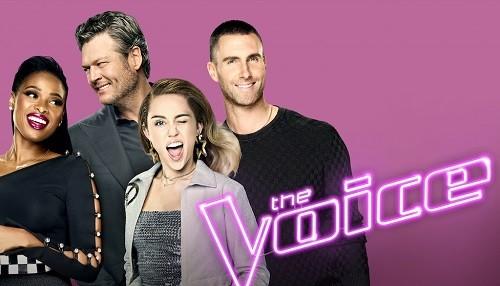 Jennifer Hudson y Miley Cyrus como jurados en 'The Voice'