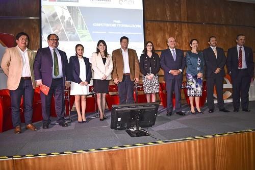 Atento participa en foro para la promoción del empleo sostenible en el Perú