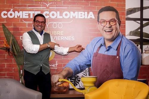 'Cómete Colombia' es la invitación de Federico Trujillo por El Gourmet