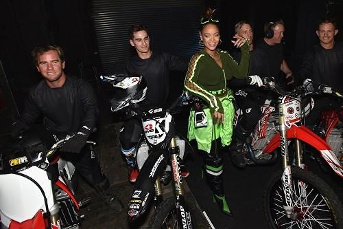 Puma y Rihanna presentaron Colección Primavera - Verano '18