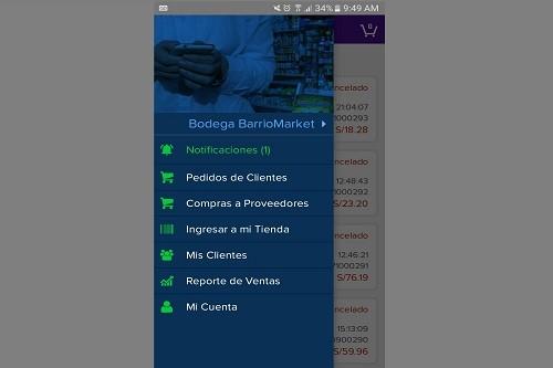 BarrioMarket: La APP que revoluciona el comercio electrónico en las pequeñas empresas