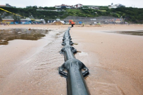 Microsoft, Facebook y Telxius completan el cable submarino de más alta capacidad en cruzar el Atlántico