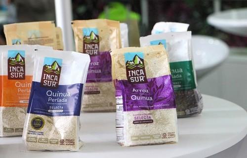IncaSur lanza su nuevo producto  Arroz con Quinua al mercado peruano