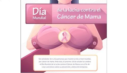 Que el cáncer de mama no gane la pelea