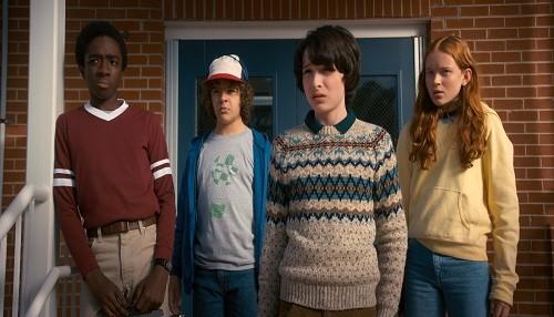 Último trailer de la Serie Original de Netflix Stranger Things 2