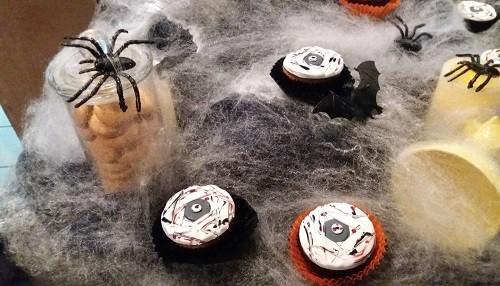 Prepara divertidos pasteles para celebrar Halloween