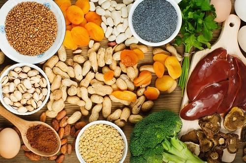 Alimentos que debes consumir en la menopausia