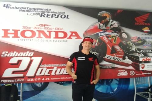 Honda Racing Team se prepara para la 4ta fecha del Campeonato Nacional De Motovelocidad