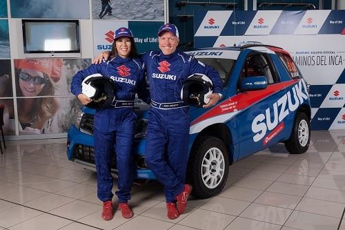 Suzuki no participará en Caminos del Inca