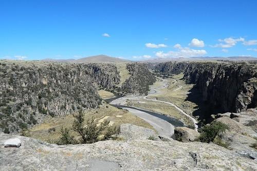 Tres Cañones de Espinar declarado como Área de Conservación Regional