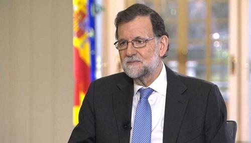 España: El primer ministro Rajoy exige una regla directa contra Cataluña