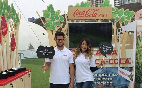 Coca-Cola apuesta por la sostenibilidad en Nexos+1