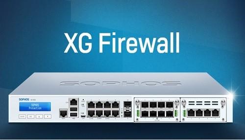 La nueva versión de Sophos XG Firewall ofrece un gran avance en la visibilidad de red con control de aplicación sincronizada
