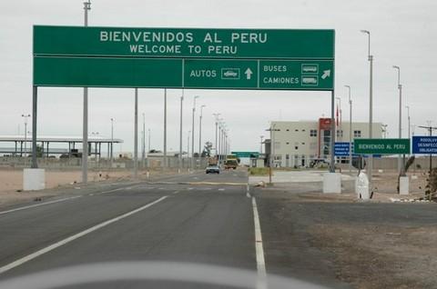 Cientos de chilenos permanecen en el Perú a la espera de la apertura de la frontera