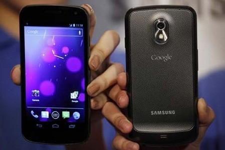 Novedoso celular de la compañía Google llega al Perú con Android 4.0