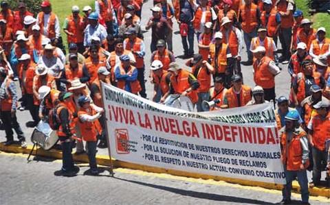Arequipa inicia hoy paro de 24 horas