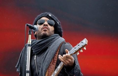 Lenny Kravitz Se Inspiro En Tom Ford Para Su Personaje En Los