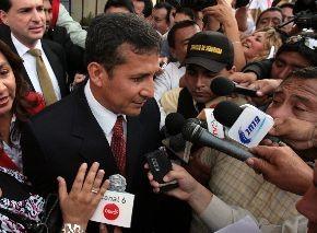 Ollanta Humala se entrevista hoy con presidenta de Brasil en EE.UU