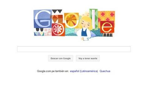 Google rinde homenaje a la artista Mary Blair con nuevo doodle
