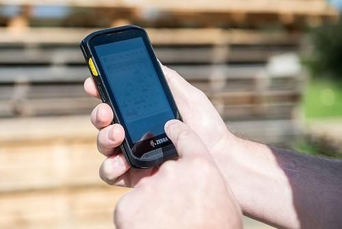 Zebra presenta nuevo smartphone empresarial Android para PyMEs
