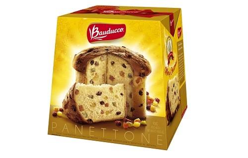 Brilla esta navidad con el nuevo Panettone dorado de Bauducco