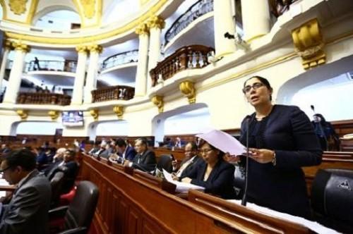 Condenados por terrorismo no podrán postular en procesos electorales