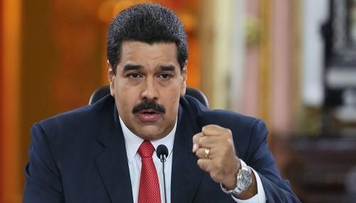 Maduro llama a reestructurar deuda externa de Venezuela