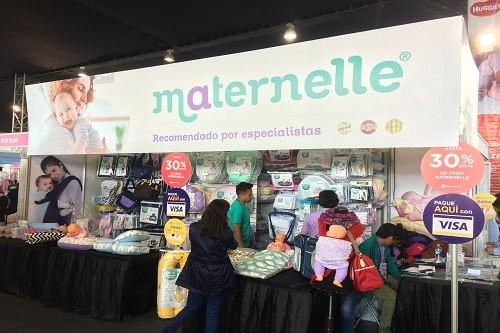 Maternelle estará presente en la VII edición de Expo Maternidad 2017