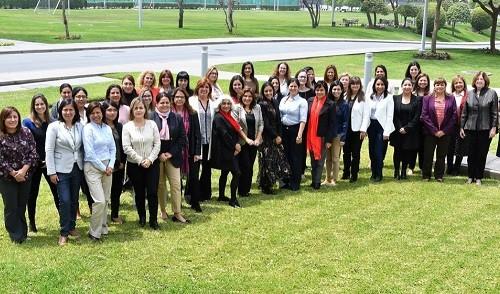 Evento sobre mujeres líderes