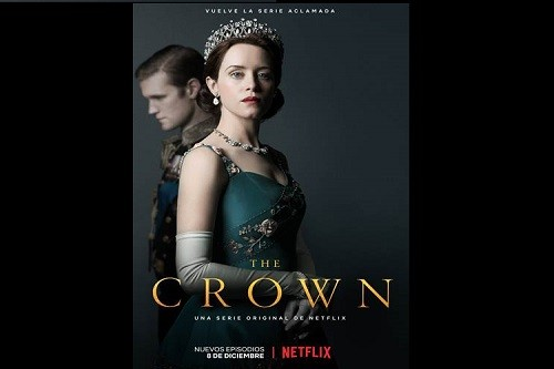 Netflix debuta el trailer oficial de la 2da temporada de The Crown