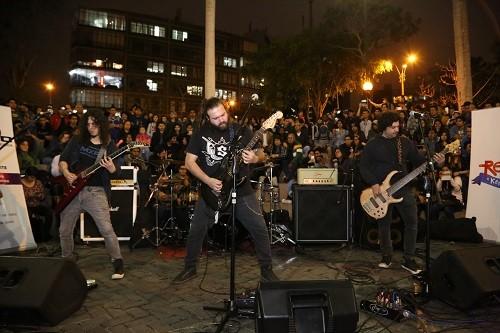Miraflores presenta 'Rock En El Kennedy'