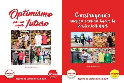 Cencosud Supermercados presenta por segundo año consecutivo su Reporte de Sostenibilidad
