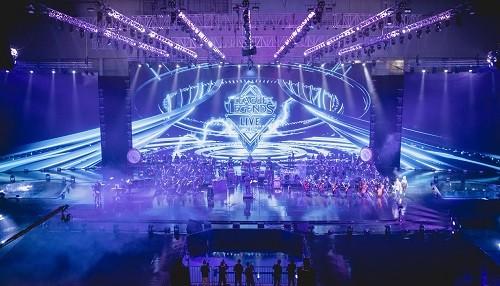 Vive la experiencia musical del League of Legends Live 2017 por SyFy Channel