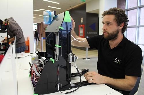 Prototipos elaborados con impresión 3D pueden suponer importantes ahorros para la industria plástica